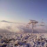 První sníh na Slovensku - 22.-23.10.2014