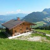 Sommer, Sonne und Wandern im Alpbachtal