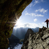 Wandern Parstleswand - ©TVB Pitztal Bernd Ritschel