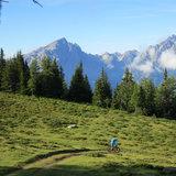 Abfahrt vom Anna-Schutzhaus in Osttirol - ©Armin Herb