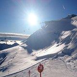 Aktuelle Bilder vom Pitztaler und Kaunertaler Gletscher