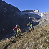 Mountainbiken im Ötztal - ©Anton Brey | Ötztal Tourismus