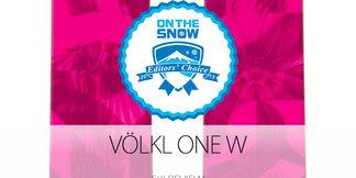 2015 Women's Powder Editors' Choice Ski: Völkl One W