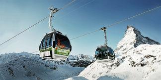 """Nagrody """"Best Ski Resort 2014"""" przyznane! - ©Zermatt Bergbahnen"""