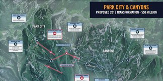 Vail Resorts Combines Park City & Canyons with $50 Million Improvement Package