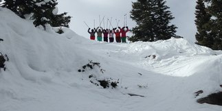 Her Turn Women's Clinic: Skiing Out of Your Rut is More Head Than Legs - ©Laura Morvay