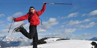 A passeggio sulla neve: ciaspolare in Trentino