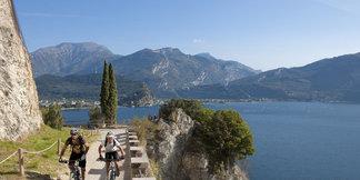 Bike Tour der Woche: Ponale - Rifugio Pernici  - ©Ronny Kiaulehn
