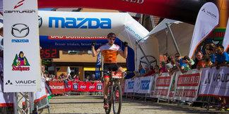 Trans Schwarzwald 2014: Markus Kaufmann und Hielke Elferink Gesamtsieger