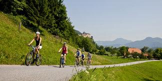 Biken in und um Graz - ©Graz Tourismus | Tom Lamm