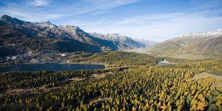 St. Moritz im Herbst - ©Graubünden Ferien | Andrea Badrutt