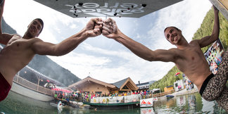 Die TERREX ROCKdays erobern die Steinberge: Großes Kletterevent vom 30. Juli bis 2. August 2015 - ©Maria Knoll