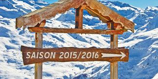 Dates d'ouverture des stations de ski pour la saison 2015/2016