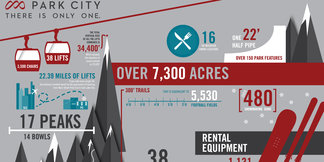 Infographic: One Park City by the Numbers