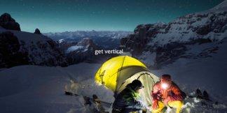 Salewa Get Vertical: vinci una Winter Base Camp indimenticabile - ©Getvertical.salewa.com
