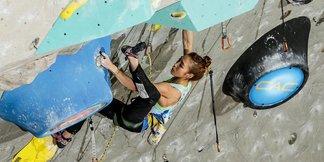 Lead-Weltcup-Finale 2015 in Kranj (SLO) - ©©Stanko Gruden