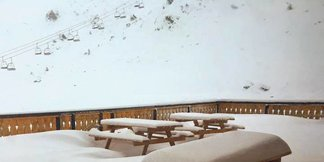 Świeży śnieg w Alpach [galeria zdjęć] - ©La Plagne
