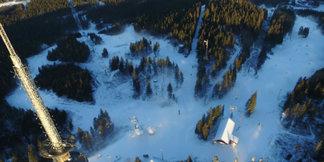Oslo Vinterpark og Varingskollen åpner på fredag! - ©Oslo Vinterpark