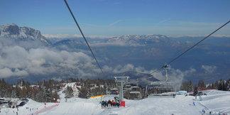 Monte Bondone: 28 e 29 novembre si scia! - ©Trento Funivie Spa