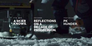 A skier knows, Peak Performance