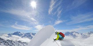 Raport śniegowy: w Polsce, Słowacji i Czechach można już śmigać, w Alpach po zimie przyszło ocieplenie - ©St. Anton am Arlberg