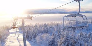 Raport śniegowy: wreszcie spadnie trochę śniegu, nadejścia prawdziwej zimy w prognozach nie widać! - ©Kvitfjell