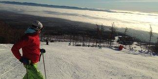 FOTO: Príjemná predvianočná lyžovačka na slovenských horách