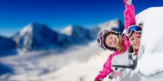 Les bons plans transports vers les stations de ski - ©Gorilla - Fotolia.com