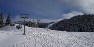 Schneebericht: Nordalpen mit viel Neuschnee, Temperaturen steigen zum Wochenende kräftig - ©Bergbahn Kitzbühel