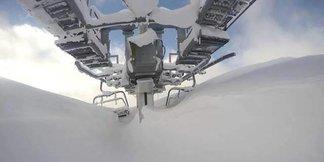W środę spore opady śniegu w Polsce: ma spaść do 40cm! - ©B.Diraison, FB La Plagne
