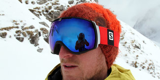 Im Test: Salomon XT One Skibrille - ©Skiinfo