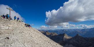 Gipfel Hohes Licht - ©Erika Spengler