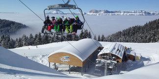 Premier jour de ski aux 7 Laux dès demain (mercredi 16 nov.) - ©Office de Tourisme des 7 Laux