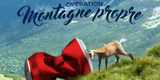 Opération ''Montagne Propres'' dans les stations N'PY - ©N'PY