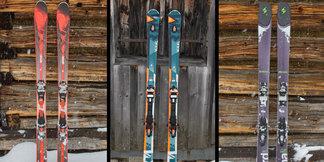 Drei Allmountain-Ski 16/17 im Test: K2 iKonic 85Ti, Blizzard Brahma 88 und Völkl RTM 86 - ©Skiinfo