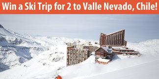 Win a Ski Trip for 2 to Valle Nevado Chile!  - ©Valle Nevado