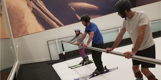 SNÖBAHN: Year-Round Indoor Skiing in Denver - ©Heather B. Fried