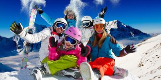 Najlepšie rodinné lyžiarske strediská pre každý vek - ©Gorilla - Fotolia.com