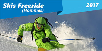 Skis freeride 2017 (Hommes) - ©stefcervos