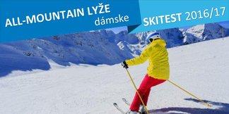 Allmountain Skitest 2016/17: Najlepšie dámske všestranné lyže - ©Gorilla