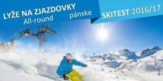 Allround-Ski / Test lyží na zjazdovky 2016/17 / Pánske lyže - ©Lukas Gojda