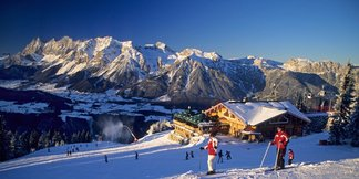 St. Anton forced to postpone ski opening; Schladming opens as planned - ©Schladming