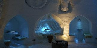 A night in an igloo on Ahorn Mountain - ©TVB Mayrhofen