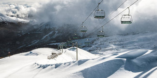 Prima neve anche in Francia! (6 Novembre 2016) - ©Facebook Vars