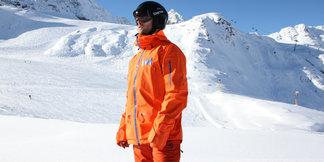 Im Test: Helly Hansen Ridge Shell Jacket - ©Skiinfo