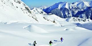 Freeride Hot Spot: Sportgastein / Bad Gastein - ©Gastein Tourismus