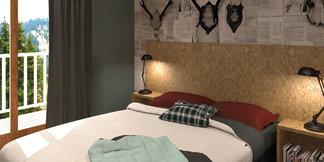 Moontain Hostel : un nouveau concept d'hébergement à la montagne - ©Moontain-hostel Oz en Oisans