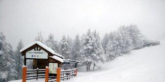 Świeży śnieg we Włoszech - listopad 2016 - ©Facebook Bardonecchia Ski