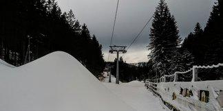 W piątek rusza sezon w Białym Jarze w Karpaczu, Czarna Góra wstrzymuje start - ©Winterpol