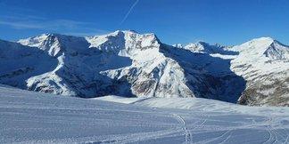 Schneebericht: Großes Opening-Wochenende steht bevor! - ©Facebook Gasteiner Bergbahnen